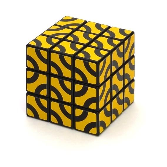 The Incredible Maze Cube 6 Interchangeable Maze Panels