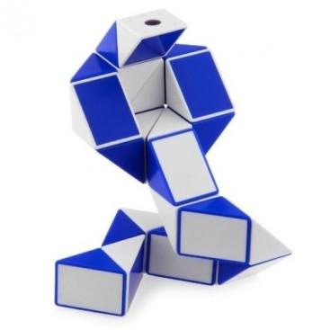 ShengShou Twist Snake. Blue and White