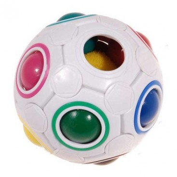 Rainbow FINHOP Magic Ball. Yong-Jun Magic Sphere