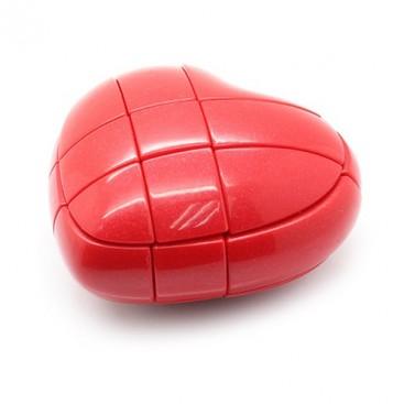 Red YJ Love Cube. Corazón Cubo Mágico