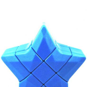 Yong-Jun 3x3 Blue Star