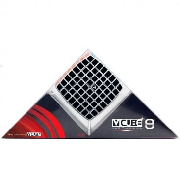 Cubo mágico V-Cube 8x8 Base Blanca. 8x8x8 Vcube White.