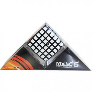 Cubo Mágico 6x6 Base Negra V-Cube Pillow. Vcube 6b Black