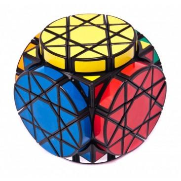 Dayan Wheels of Wisdom Cubo Mágico. Base Negra
