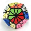 Pyraminx Crystal Magic Minx with Tiles. Black Base