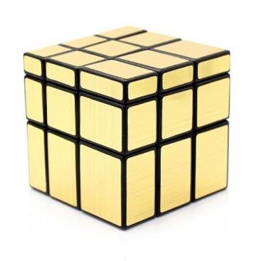 Cubo 3x3x3 Mirror's oro-mate. Mirror Gold 3x3.