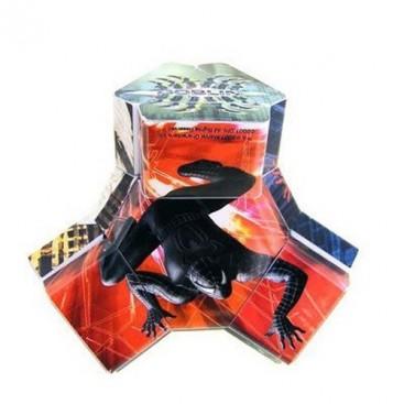 Platypus Spiderman. Magic Cube Platypus of Spider-man.
