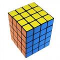 Cuboid 4x4x5 Magic Cube. Black Base