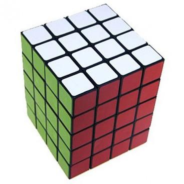 Cubo Mágico 4x4x5 Base Negra. *pegatinas NO colocadas.