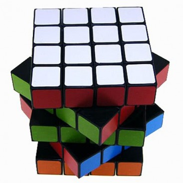 Cube Magic 4 x 4 x 5 Base black. * do not place stickers.