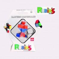 Rubik's Twist Snake Keychain. Original
