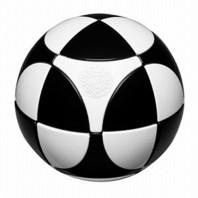 Esfera 2x2 I. Marusenko 2x2x2 Blanco Y Negro. Nivel 1