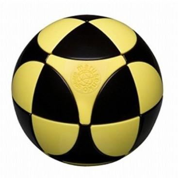 SPHERE 2 x 2 I. MARUSENKO 2 x 2 x 2 yellow and black. LEVEL 1