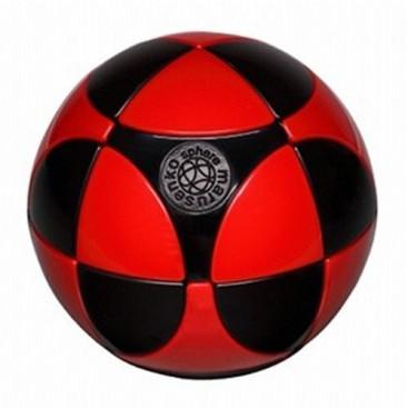 SPHERE 2 x 2 I. MARUSENKO 2 x 2 x 2 black and red. LEVEL 1