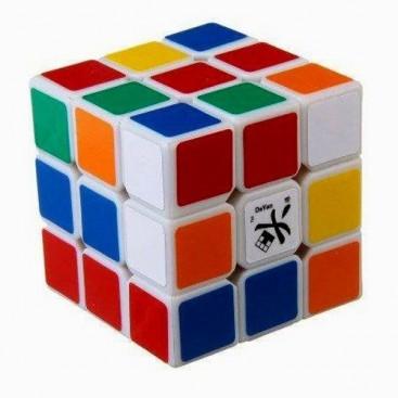 DAYAN V ZHANCHI 3x3x3 BASE BLANCA. SPEED CUBE 3x3.
