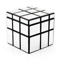 3 x 3 x 3 cube MIRROR completo PLATA-MATE. MIRROR SILVER 3 x 3.