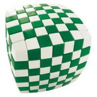 CUBO MÁGICO V-Cube 7x7 ILLUSION VERDE