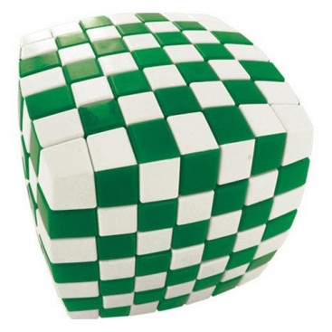 CUBE Magic V-Cube 7 x 7 green ILLUSION