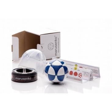 Esfera 2x2 I. Marusenko 2x2x2 Blanco Y Azul. Nivel 1