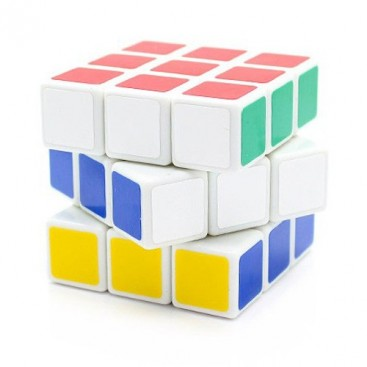 HUB WIND SHENGSHOU 3 x 3. 3 x 3 Magic Cube white BASE.