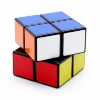 Cubo Shengshou 2x2. Cubo Mágico 2x2x2 Base Negra.