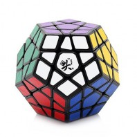 Dayan Megaminx 12 x 12 black Base.