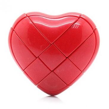 Heart magic cube. Special gift San Valentín de YongJun