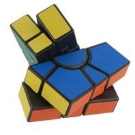 QJ 2-layer Super Square One Base black. Super Square1 2-layer Black.