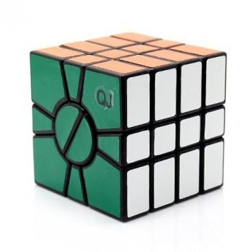 QJ Super Square One Base Negra. Super Square1 4-layer Black.