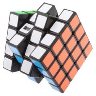 Moyu Aosu 4x4x4 Magic Cube. Black Base