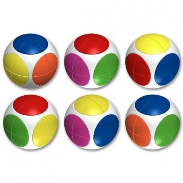 Esfera 2x2 II. Marusenko 2x2x2 Circular. Nivel 2