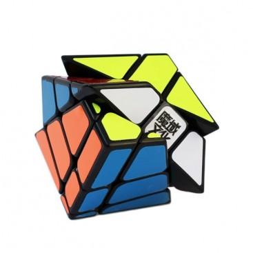 Moyu YJ Crazy YiLeng 3x3x3 Cubo Mágico. Base Negra