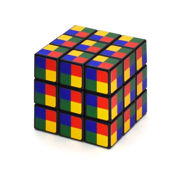 3 x 3 autocollants tartan cube ltd edition. Black Bedroom Furniture Sets. Home Design Ideas