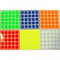 UltraViolet 5x5 Stickers Set. Pegatinas Reflectantes