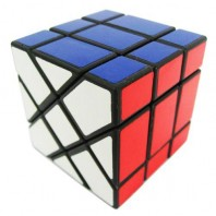YJ Fisher 3x3x3 Magic Cube. Black Base