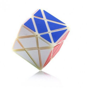 YJ Axis Magic Cube. White Base