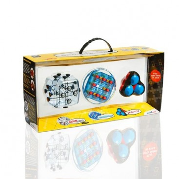 Lote Recent Toys: Planets, Crossteaser y Brain String