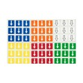 3x3 Stickers Shepherd's 6-Color Set. Magic Cube Replacement