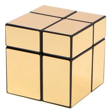 Mirror Gold 3x3x3 Magic Cube