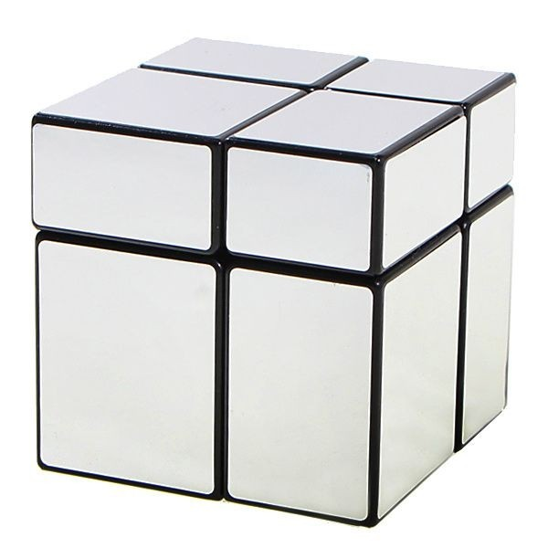 Mirror Silver 2x2x2 Mir Two Mirror S 2x2 Magic Cube Maskecubos Com
