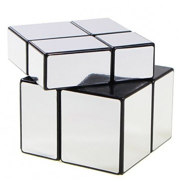 Mirror Gold 3x3x3 Magic Cube