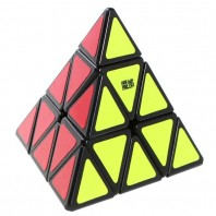Moyu Pyraminx Magic Minx. Black Base