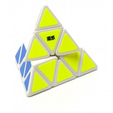 Shengshou Pyraminx. Magic Minx Black Base