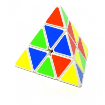 Shengshou Pyraminx. Magic Minx Black Base
