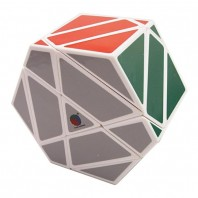 DianSheng Shield Magic Cube. White Base