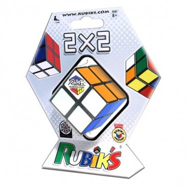 2x2 RUBIK'S ORIGINAL TILES.
