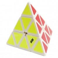 Moyu Pyraminx Pirámide Mágica. Base Blanca