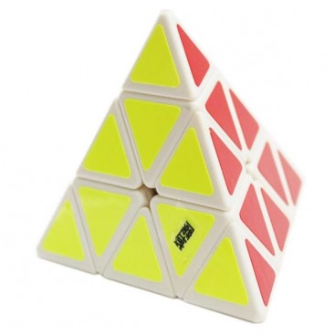 Moyu Pyraminx. Magic Minx Black Base
