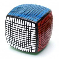 Moyu 13x13 Magic Cube. Black Base