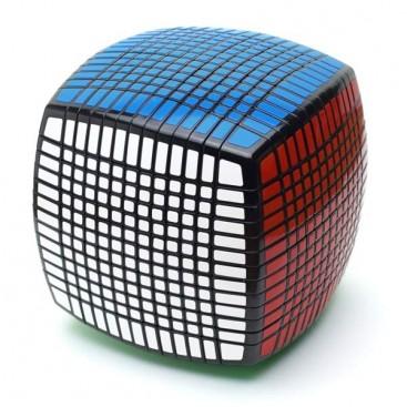 Moyu 13x13 Cubo Mágico. Base Negra